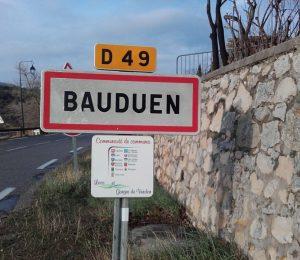 Bauduen