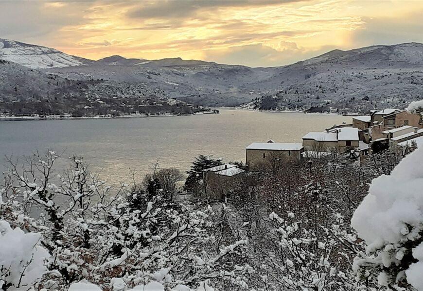 Appartement T2 vue lac – Les Fures